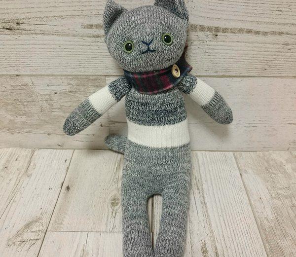 ソックス猫 ¥2,000